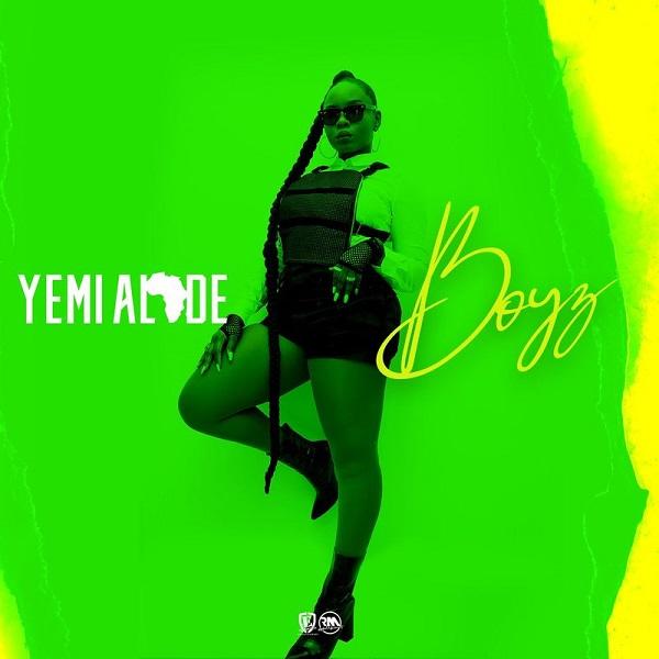 """{Music - Mp3} Yemi Alade – """"Boyz"""" {Prod. by Vtek}"""