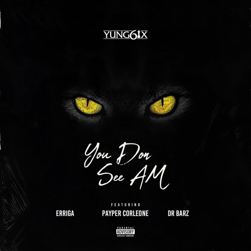 "Yung6ix – ""You Don See Am"" ft. Erigga, Payper Corleone, Dr Barz"