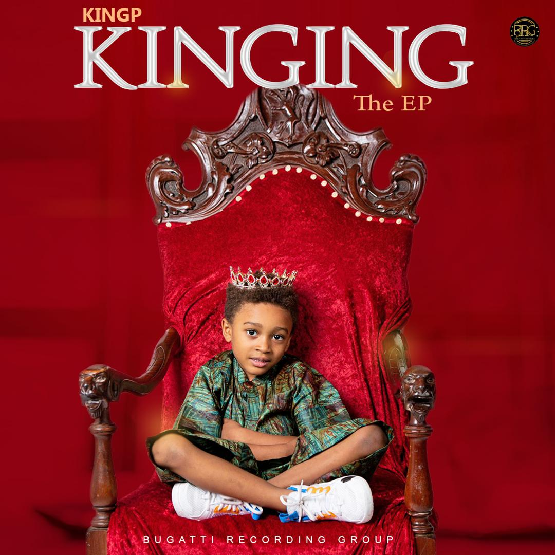"KingP - ""KINGING"" (The EP) ft. Zoro, Olamide, Jamo Pyper, SmoothKiss"