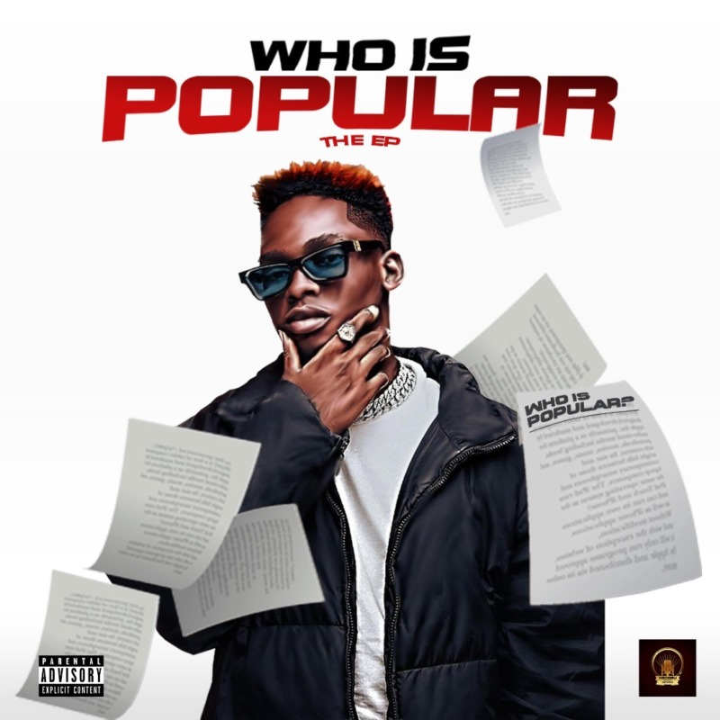 Popular Who Is Popular (The EP)