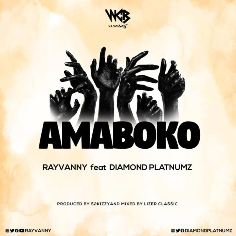 Rayvanny Amaboko Diamond Platnumz