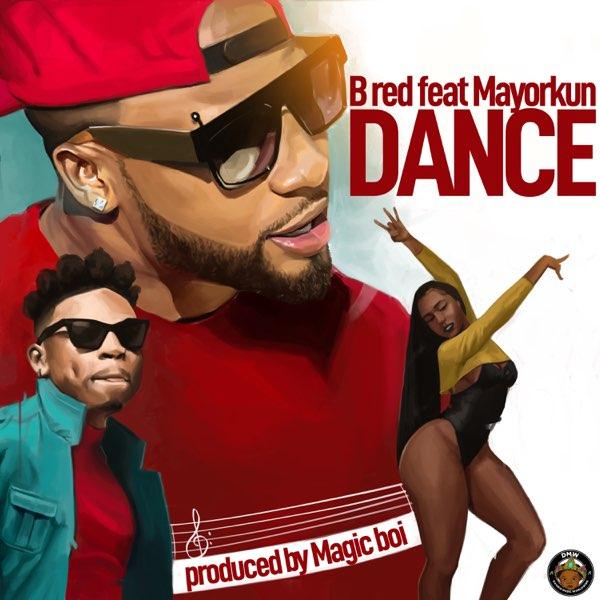 B-Red Dance Mayorkun