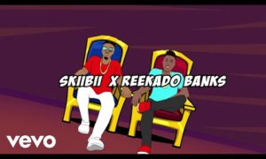 Skiibii Reekado Banks Banger Visualizer