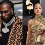 "Jorja Smith & Burna Boy's Smash Hit ""Be Honest"" Certified Platinum In France"