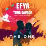"[Lyrics] Efya – ""The One"" ft. Tiwa Savage"
