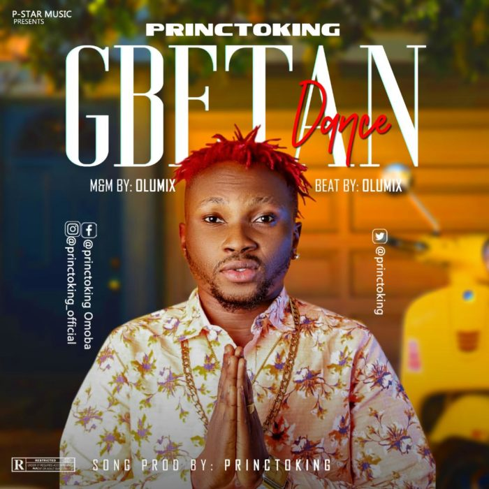 Princtoking - Gbetan Dance