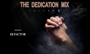 DJ Factor - The Dedication Mix Vol 4