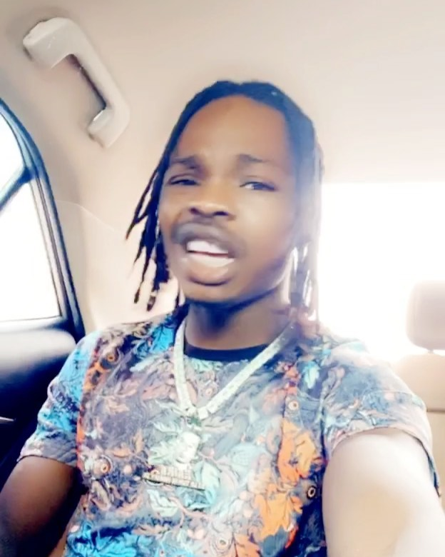 Naira Marley As E Dey Go