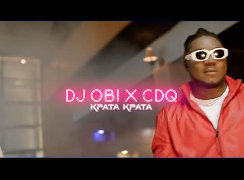 """DJ OBI X CDQ - """"Kpata Kpata"""""""