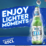 Amid Laughter, Banter and Good Music, Star Lite Unveils New 45cl Bottle