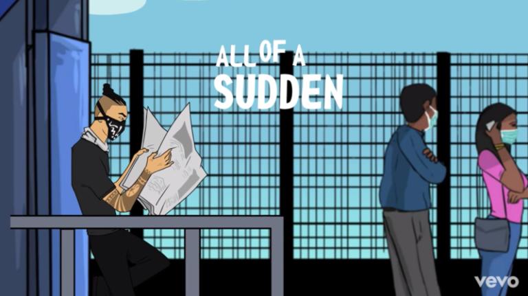 "Tekno – ""Sudden"""