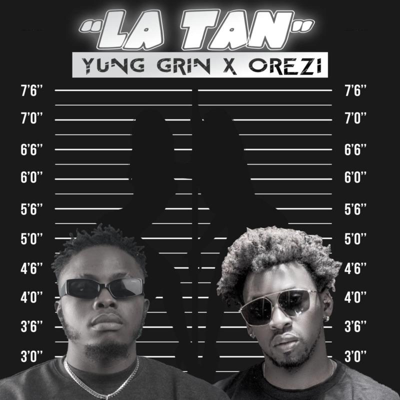 Yung Grin LA TAN Orezi