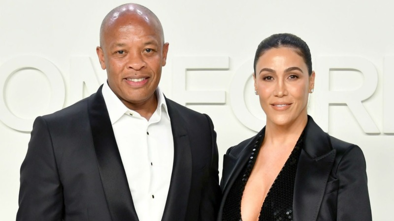 Dr Dre's Wife, Nicole Young Demands $2 Million Every Month In Divorce Battle After 24-Year Marriage Crashed 1