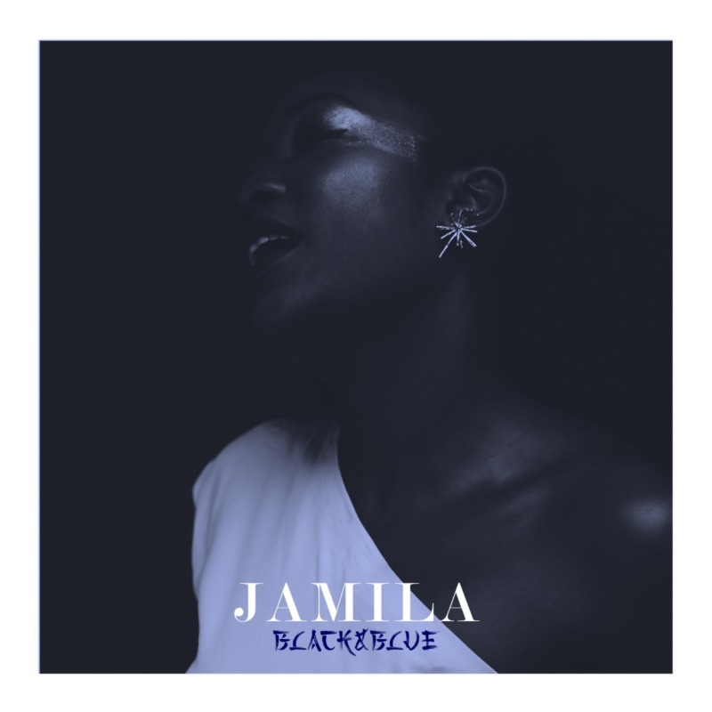 Jamila Gimba_Black and Blue