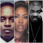 Don Jazzy, MI Abaga & Tiwa Savage React As D'Banj Reportedly Arrests His Rape Accuser, Seyitan