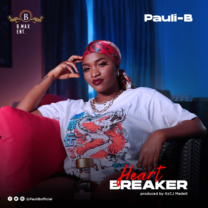 Pauli-B Heart Breaker