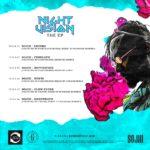 "Sojiii – ""Night Vision"" EP"