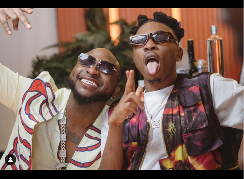 Mayorkun Davido Betty Butter Video