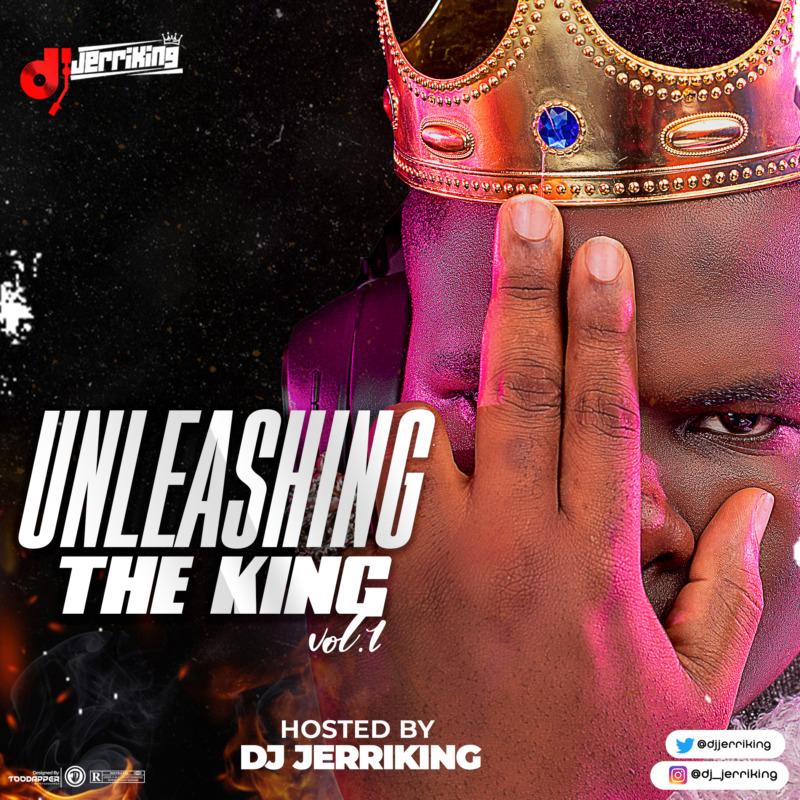 DJ JerriKing Unleashing The King
