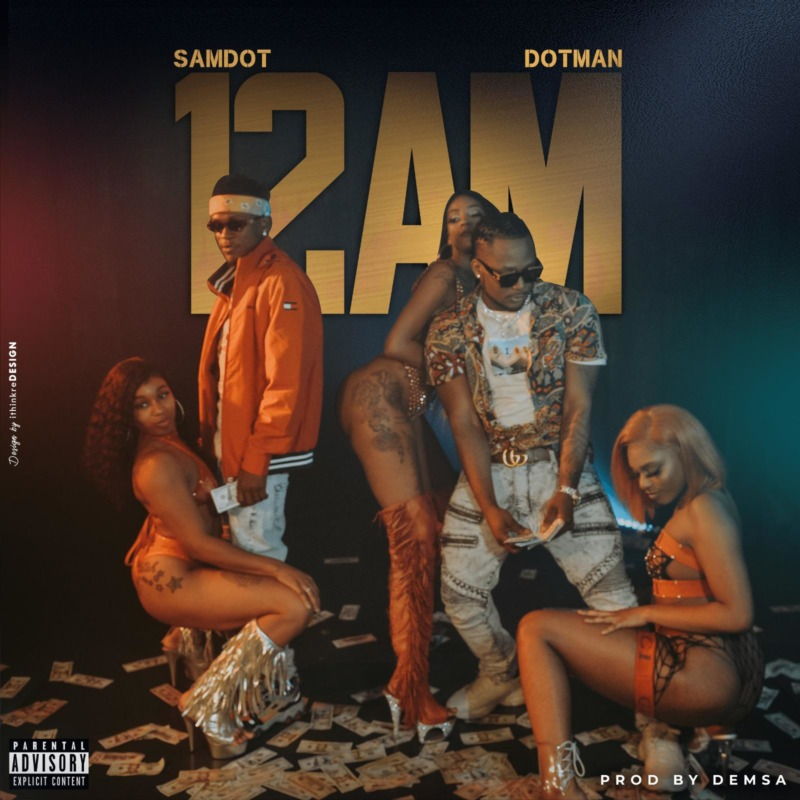 Samdot 12AM Dotman