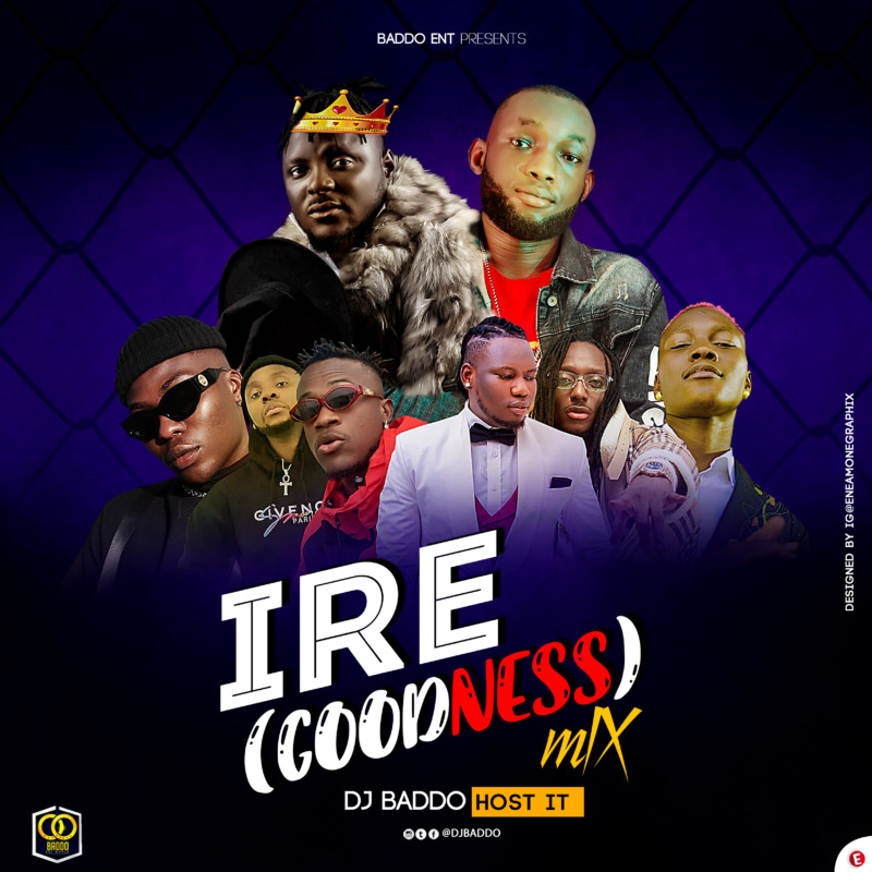 Dj Baddo IRE (goodness) Mix