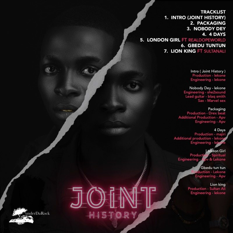 "Femi Silva – ""Joint History"" The EP 5"
