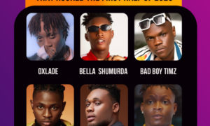 Nigeria's New Wave Artistes 2020