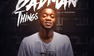 Timdray Badman Things