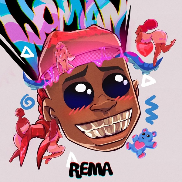 "Rema – ""Woman"" (Prod. by Ozedikus x Altims)"