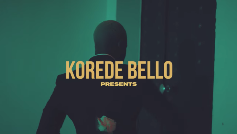 [VIDEO] Korede Bello – *Mi Casa Su Casa*