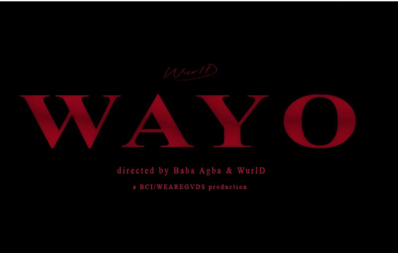 """[Video] WurlD – """"Wayo"""" (Kpe Le Wu)"""