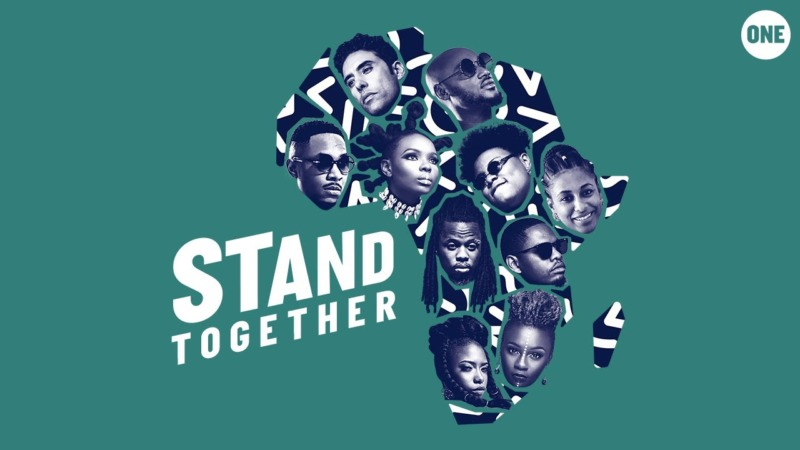 [Video] 2Baba, Yemi Alade, Teni & More – Stand Together (Prod by Cobhams Asuquo)