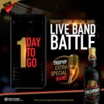 Top Six Emerge in International Breweries Plc's Trophy Stout Live Band ONLINE Battle