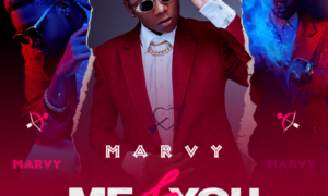 Marvy J Me And You