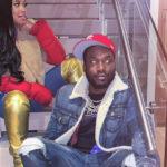 American Rapper, Meek Mill & Girlfriend, Milano Split Two Months After Welcoming Baby