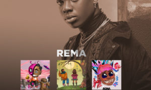 Rema Ginger Me Ailen Woman