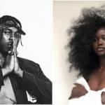 "Model Adut Akech Dumps Runtown, Says She Is ""Single & Ready To Mingle"""
