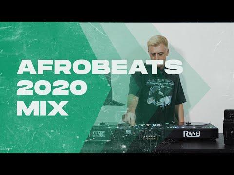 "[Mixtape] DJames – ""Afrobeats 2020 Mix"""