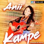 """Emerging Female Act – ANII Drops Visuals For New Single """"KAMPE"""""""