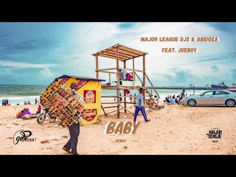 Major League Djz Abidoza Baby (Amapiano Remix) Joeboy