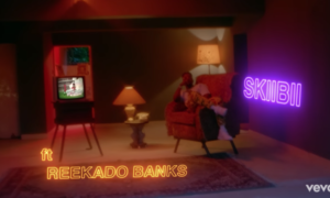Skiibii, Reekado Banks - Banger Video