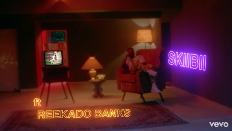Skiibii, Reekado Banks - Banger Video