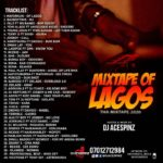 "Dj Ace Spinz – ""Mixtape Of Lagos"""