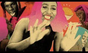 Jollof On The Jet Video Cuppy Rema Rayvanny
