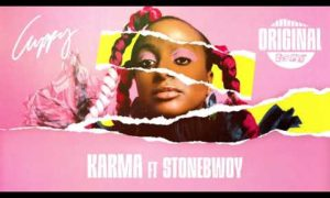 DJ Cuppy Stonebwoy Karma Lyrics