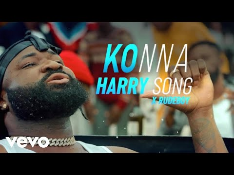 Harrysong Konna video Rudeboy