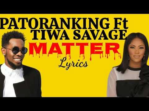 Patoranking Matter Tiwa Savage