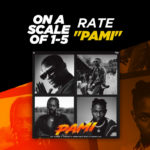 "On A Scale Of 1-5, Rate ""PAMI"" by DJ Tunez x Wizkid, Adekunle Gold, Omah Lay"