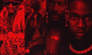 DJ Tunez Wizkid, Adekunle Gold, Omah Lay Pami Lyrics