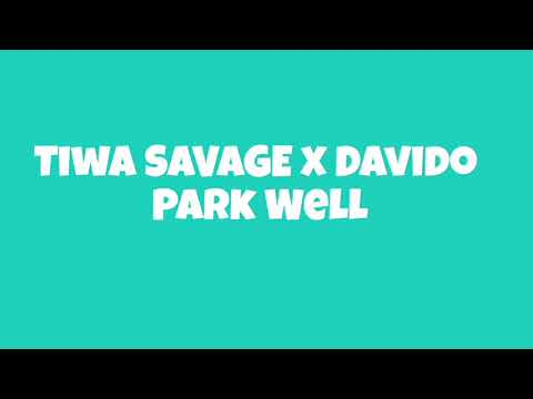 Tiwa Savage Park Well Davido
